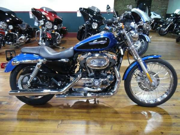 2008 harley davidson sportster 1200 custom for sale in tarentum pennsylvania classified. Black Bedroom Furniture Sets. Home Design Ideas