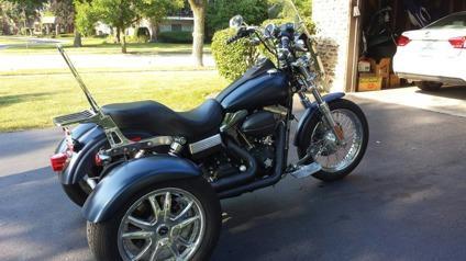 2008 Harley-Davidson Trike