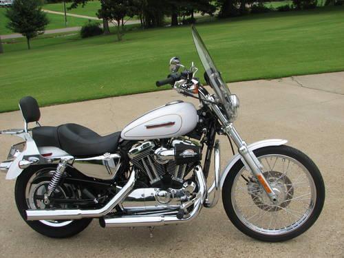 2008 Harley Davidson XL1200 Sportster Custom