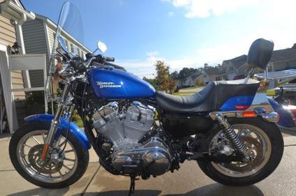 2008 Harley Davidson XL883 Sportster , 20,000 miles,