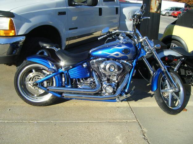 2008 harley rocker c for sale in bladen nebraska classified. Black Bedroom Furniture Sets. Home Design Ideas