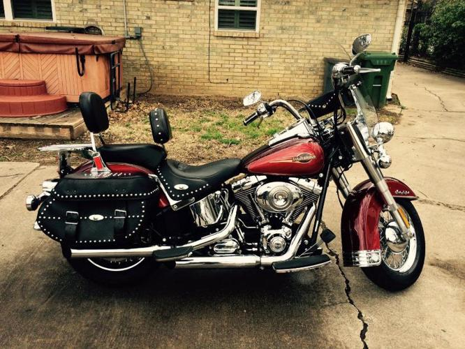 2008 harleydavidson softail heritage classic for sale in dallas texas classified. Black Bedroom Furniture Sets. Home Design Ideas