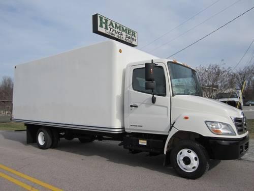 2008 Hino 145 18 Box Truck For Sale In Salisbury North