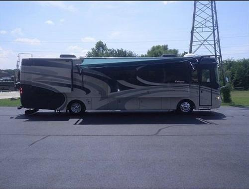2008 Holiday Rambler Endeavor 40SKQ