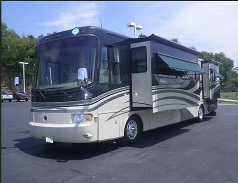 2008 Holiday Rambler Endeavor 40SKQ For Sale in