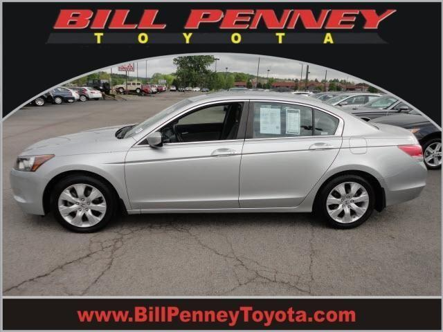 2008 Honda Accord 4 Dr Sedan Ex L For Sale In Huntsville