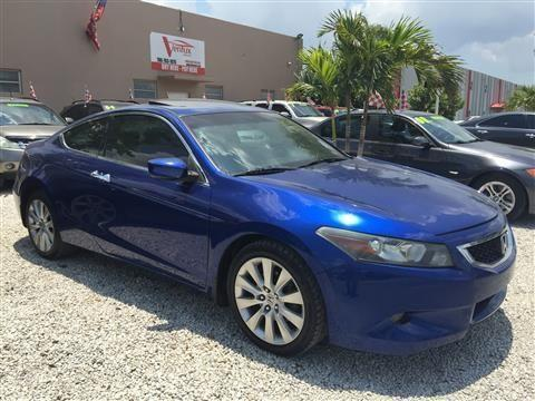 2008 honda accord coupe ex l coupe 2d for sale in miami florida classified. Black Bedroom Furniture Sets. Home Design Ideas