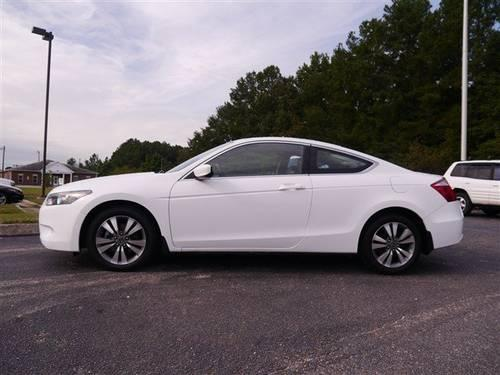 2008 Honda Accord Cpe 2dr Car Ex L With 6 Disc Changer