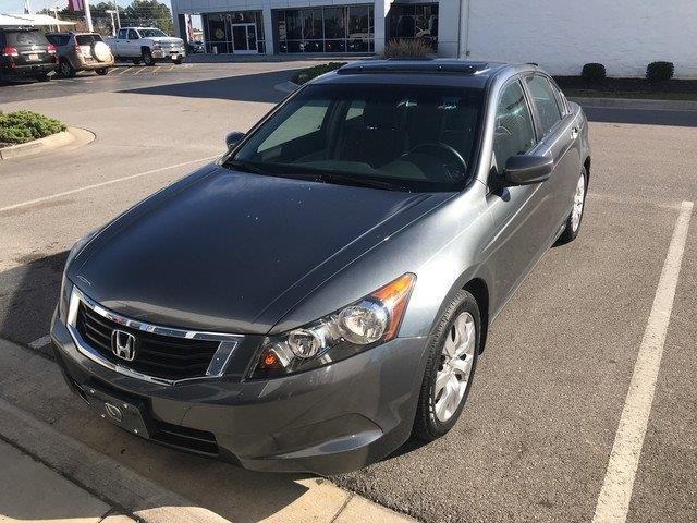 2008 Honda Accord EX EX 4dr Sedan 5A
