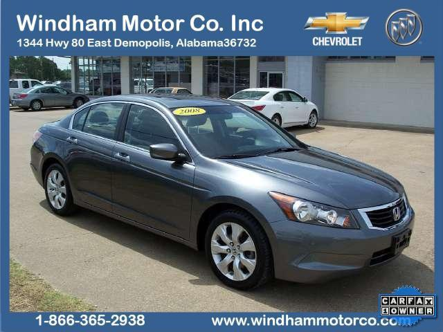 2008 honda accord ex l for sale in demopolis alabama classified. Black Bedroom Furniture Sets. Home Design Ideas