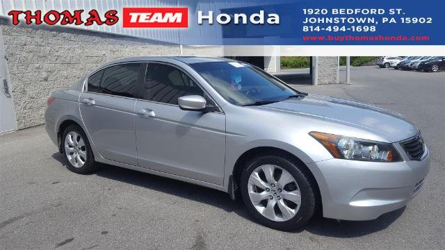 2008 Honda Accord EX-L EX-L 4dr Sedan 5A