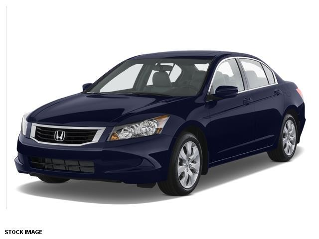 2008 Honda Accord EX-L EX-L 4dr Sedan 5A