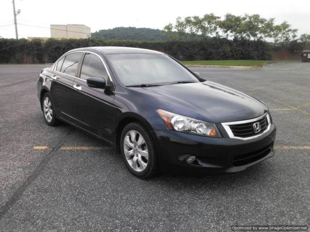 2008 honda accord ex l sedan leather no accidents for sale in etters pennsylvania. Black Bedroom Furniture Sets. Home Design Ideas