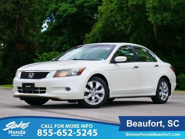 2008 honda accord ex l v6 ex l v6 4dr sedan 5a for sale in beaufort south carolina classified. Black Bedroom Furniture Sets. Home Design Ideas