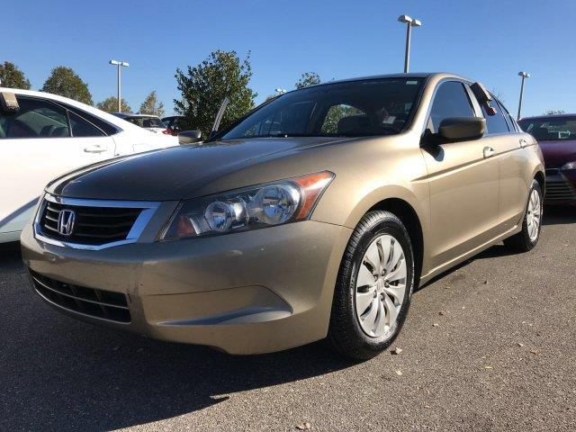 2008 Honda Accord LX LX 4dr Sedan 5A