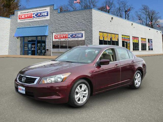 2008 Honda Accord LX-P LX-P 4dr Sedan 5A