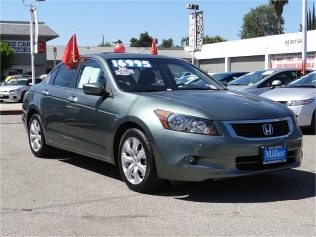 2008 honda accord sdn sedan 4dr v6 auto ex for sale in van nuys california classified. Black Bedroom Furniture Sets. Home Design Ideas
