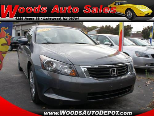 2008 Honda Accord Sedan Sedan 4 Door For Sale In