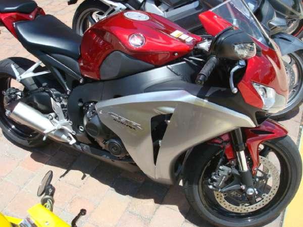 2008 Honda CBR1000RR for Sale in Jacksonville Florida