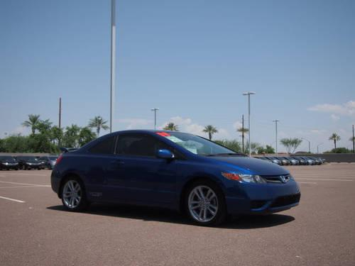 2008 honda civic coupe si for sale in chandler arizona classified. Black Bedroom Furniture Sets. Home Design Ideas