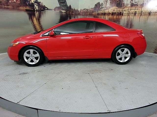 2008 Honda Civic EX EX 2dr Coupe 5A