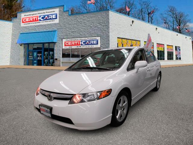 2008 Honda Civic EX EX 4dr Sedan 5A