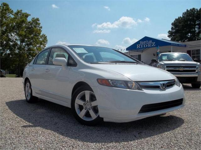 2008 honda civic ex l for sale in zebulon north carolina