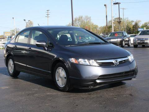 2008 honda civic hybrid 4 door sedan for sale in meskegon michigan classified. Black Bedroom Furniture Sets. Home Design Ideas