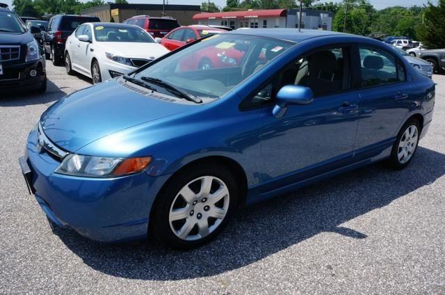 2008 honda civic sdn 4dr car lx for sale in carrollton maryland classified. Black Bedroom Furniture Sets. Home Design Ideas