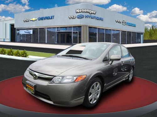 2008 Honda Civic Sedan 4dr Auto Lx For Sale In Gordon