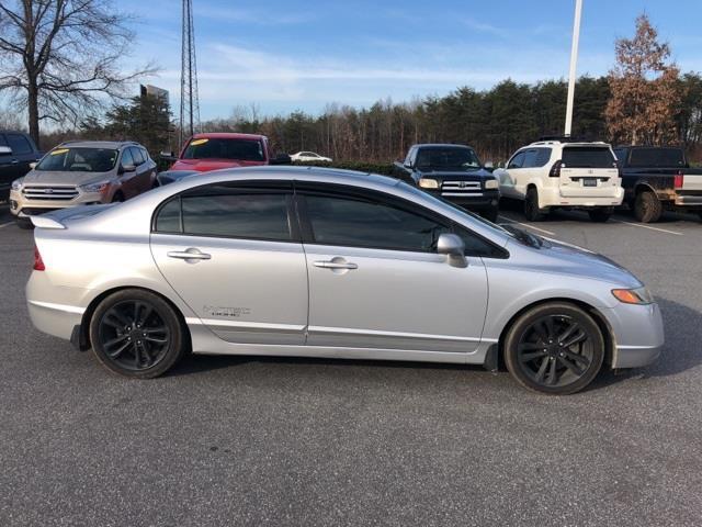 2008 Honda Civic Si Si 4dr Sedan for Sale in Hickory, North Carolina ...
