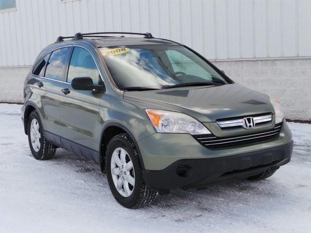 2008 Honda Cr V Ex Awd Ex 4dr Suv For Sale In Meskegon