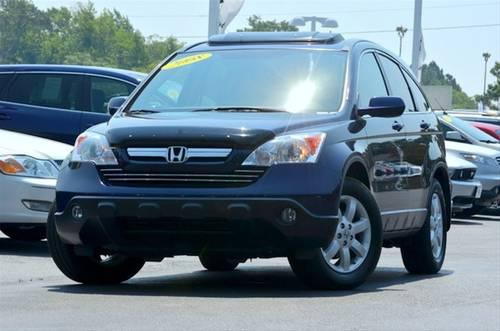 2008 honda cr v suv ex l for sale in morehead city north for Honda large suv