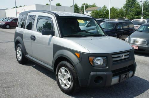 2008 honda element sport utility lx for sale in foxridge maryland classified. Black Bedroom Furniture Sets. Home Design Ideas