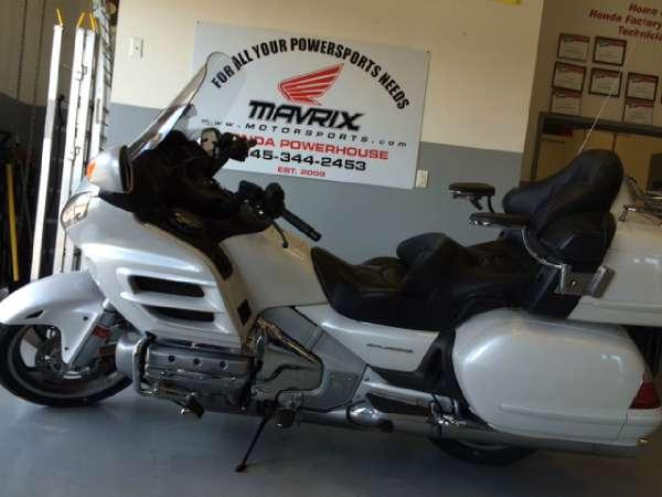 2008 honda gold wing premium audio gl18p for sale in middletown new york classified. Black Bedroom Furniture Sets. Home Design Ideas