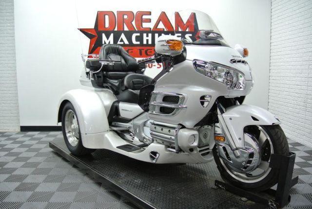 2008 honda gold wing trike gl1800p8 2008 motorcycles for Honda motorcycle dealer dallas