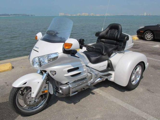 2008 honda goldwing gl1800 champion sidecars irs trike conversion for sale in summerville south. Black Bedroom Furniture Sets. Home Design Ideas