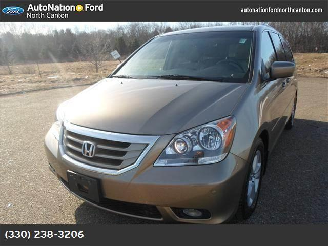 2008 honda odyssey for sale in canton ohio classified. Black Bedroom Furniture Sets. Home Design Ideas