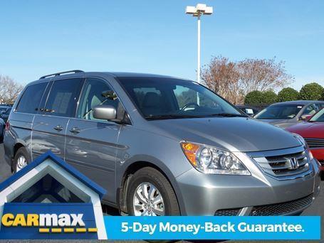 2008 Honda Odyssey EX-L EX-L 4dr Mini-Van