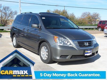 2008 Honda Odyssey EX-L w/DVD EX-L 4dr Mini-Van w/DVD