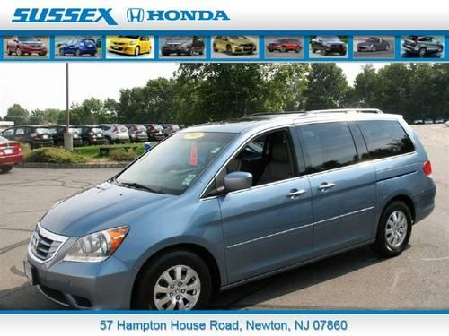 2008 honda odyssey minivan van ex l for sale in fredon for Honda odyssey for sale nj