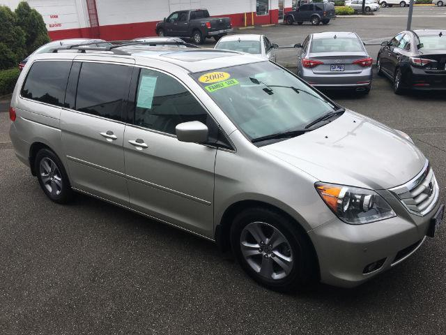 2008 honda odyssey touring touring 4dr mini van for sale in renton washington classified. Black Bedroom Furniture Sets. Home Design Ideas