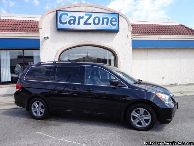 2008 honda odyssey touring with navigation and dvd and back up camera for sale in baltimore. Black Bedroom Furniture Sets. Home Design Ideas
