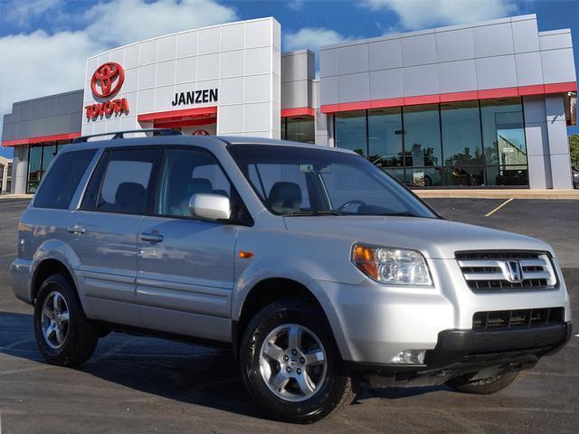 2008 Honda Pilot EX-L EX-L 4dr SUV