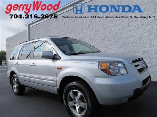 2008 honda pilot suv se for sale in salisbury north for Honda large suv