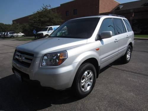 2008 honda pilot vp review for Honda large suv