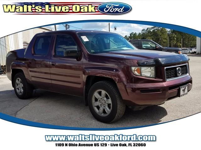 2008 honda ridgeline rtx 4x4 rtx 4dr crew cab for sale in dowling park florida classified. Black Bedroom Furniture Sets. Home Design Ideas