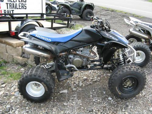 2008 Honda Trx450r 450r Special Edition For Sale In Harrisville