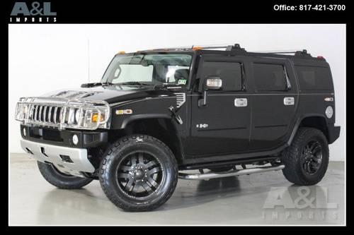 2008 hummer h2 suv suv for sale in colleyville texas classified. Black Bedroom Furniture Sets. Home Design Ideas