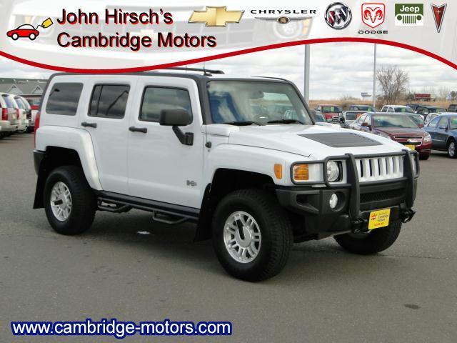 2008 Hummer H3 For Sale In Cambridge Minnesota Classified